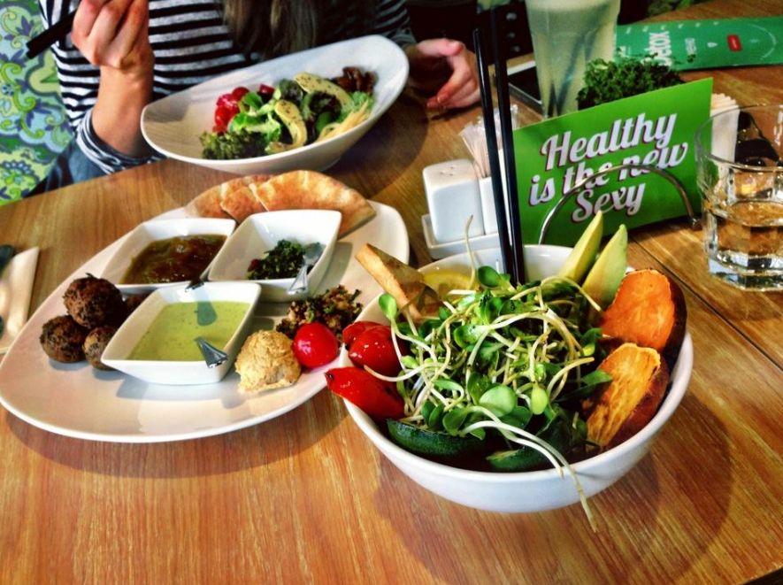 Здоровое питание и бизнес, история создания сети Fresh